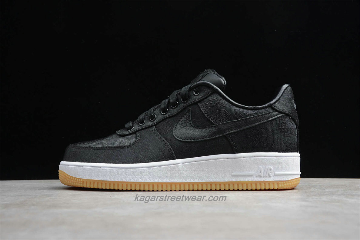 Chaussures Nike Air Force 1 Low PRM CLOT CZ3986 001 Noir