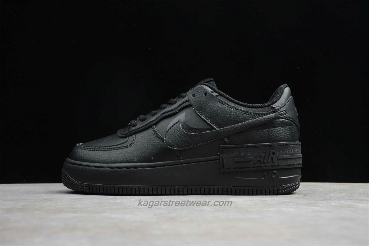 Chaussures Nike Air Force 1 Shadow CI0917 001 Noir